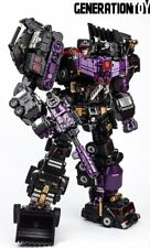 Generation Toy GT-88 BlackJudge ABS devastator Classic Robot