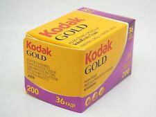 6033997 KODAK GOLD 200 135-36 Pellicola (Single Roll, 36 Esposizione, iso200)