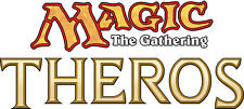 4x Uncommon Set + 500 Commons THEROS Mtg Magic English