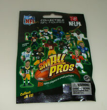 NFL Football Small Pro Series 1 Random Player 1 Pack Action Figure Mini Chase