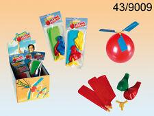 PALLONCINO ELICOTTERO pz.2 giocattoli bambini party gonfiabili 024 43-9009