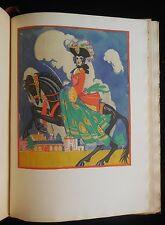 CLAUD LOVAT FRASER, by John Drinkwater & Albert Rutherson - 1923 [Signed] Memoir