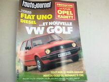 L AUTO JOURNAL - N° 2  - ANNEE  1984  *