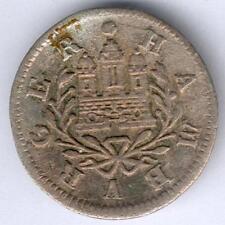 Hamburg-Stadt I Schillinge 1750 IHL (Silber)  ss