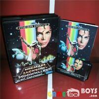 Michael Jackson's Moonwalker Game Cartridge SEGA Mega Drive Complete Europe PAL
