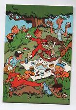 Carte Postale Trésors du Journal de Spirou n°1. Couverture album Spirou 16