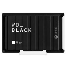 WD BLACK 12TB D10 Game Drive for Xbox Desktop External Hard Drive HDD Disk