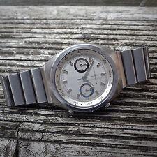 Girard Perregaux 4210 VALJOUX 23 RUOTA A COLONNE JUMBO 42mm Cronografo Quadrante a SPECCHIO