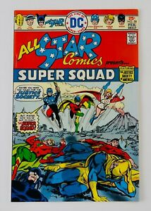 All Star Comics #58 First Power Girl Appearance 1st App Grail Key No Reserve!
