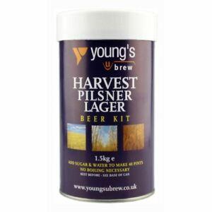 Young's Harvest Pilsner