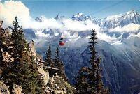 BF40465 chamonix mont blanc plan praz au brevent france  cable train teleferique