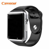 A1 Smart Watch Bluetooth Waterproof GSM SIM Phone Camera For Android Samsung LG