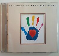"""♦ CD  """"THE SONGS OF WEST SIDE STORY"""" by PHIL COLLINS, COREA, SETZER, SALT-N-PEPA"""