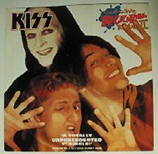 KISS 7' SINGLE - GOD GAVE R'N'R TO YOU II - 7567-98696-7 - GERMANY '92 - H039123