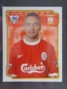Merlin Premier League 99 - Vegard Heggem Liverpool #293