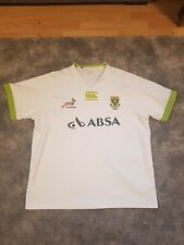 south africa rugby shirt 3XL 52 ultra Rare
