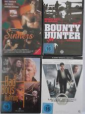 rasante Action Sammlung - Bad Boys - Bounty Hunter - Largo Winch - Rutger Hauer