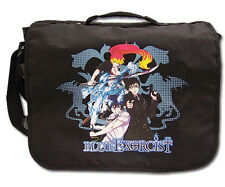 Blue Exorcist Group Messenger Bag Anime Manga NEW