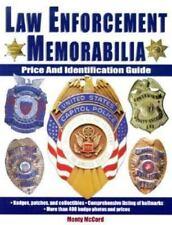 """Law Enforcement Memorabilia: Price & Identification Guide"" MORE THAN 400 Photos"