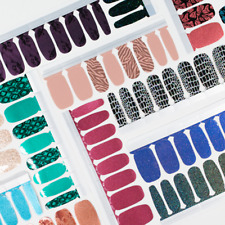 SAVE BIG BUY MORE New Color Street Nail Polish Strips w/ Free Twosie & Tracking