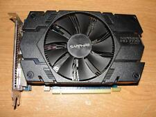Sapphire Radeon HD 7770 GHz Edition 1GB GDDR5 100358L CrossFireX 128-Bit