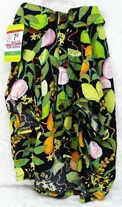 TOP PAW Fest Fruit Button-Up Dog Shirt (L) (NEW)