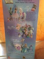Barbie as Odette Swan Lake doll NEW 2003 Fantasy Tales Princess 2003 ballerina
