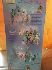 Barbie as Clara Nutcracker doll NEW 2003 Fantasy Tales Princess 2003 Sugarplum