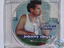 JOHNNY CLEGG IN MY AFRICAN FRANCE DREAM PROMO CD