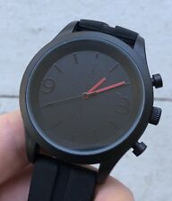 Black Fashion Analogue Watch
