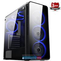 AMD Ryzen 3 3.5ghz Radeon VEGA 8 Graphics 8GB 1TB Home Gaming PC Computer dp389