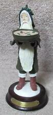 Duncan Royale History of Santa Claus 2nd Ed. 1989 Wassail Miniature Coll. 7""