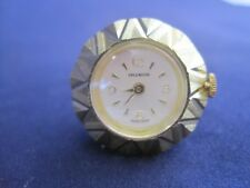 Looks Like Space Capsule Splendor Swiss Necklace Watch