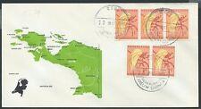 NETHERLANDS NEW GUINEA 1961 cover KEPI cds ................................46295