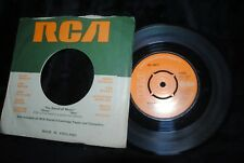THE SWEET Hell Raiser / Burning 45 RECORD UK IMPORT