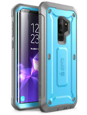 Samsung Galaxy S9+ PLUS Blue Case SUPCASE UBPro Rugged Cover + Screen Protector