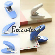 Circle Pattern Paper Hole Punch For Scrapbooking Card Making Quilling New