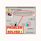 EPSON Stylus Photo R300 CIS Printer Software Installation Disc + Maintenance CD