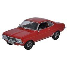 Oxford Diecast 1/43 VF002 Vauxhall Firenza 1800 SL Flamenco Red