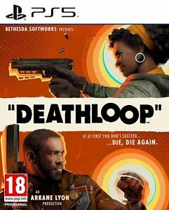 Deathloop (PS5) In Stock Now Brand New & Sealed Free UK P&P