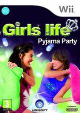 GIRLS LIFE  PYJAMA PARTY        -----   pour WII  ------