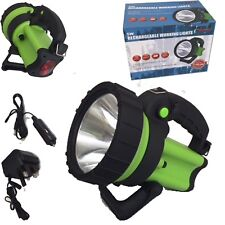 NEW Cree Led Rechargeable Torch Spot lamp Lantern 5 Million Candle Power 5000000