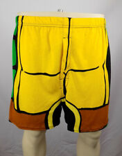 Teenage Mutant Ninja Turtles Underwear Men's XL (40 - 42) Boxers New ST108