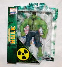 "DST Marvel Select Unleashed Hulk 10"" Marc Silvestri Action Figure NEW!"