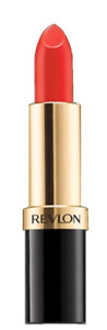 (2) TWO Revlon Super Lustrous Lipstick, 830 Rich Girl Red