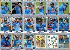 India 2015 cricket Trading Cards