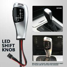 LED Auto Gear Shift Knob Shifter Lever For BMW E81 E82 E87 E88 E89 E90 E91
