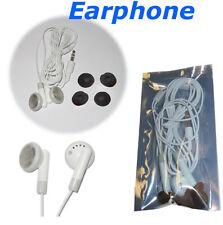 5 Pairs Earphone Headphone Earbud for Apple iPod Video / Nano/ Mini / Photo/ MP3