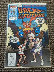 Back To The Future Harvey Comics Book Bifficus VS Marticus No. 3 1992 Gil Kane