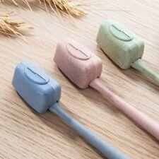 4Pcs/Set Plastic Toothbrush Case Cover Multi Color Travel Hiking Portable Brush